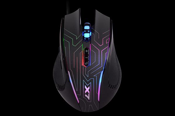 скачать Оскар Эдитор для мыши A4 Tech Oscar Neon Gaming Mouse X77